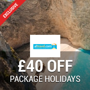 £40 off at A1 Travel