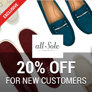 20% off at AllSole