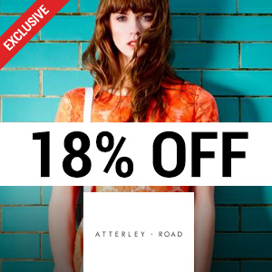18% off at Atterley Road