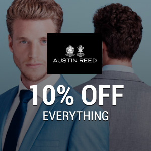 10% off at Austin Reed