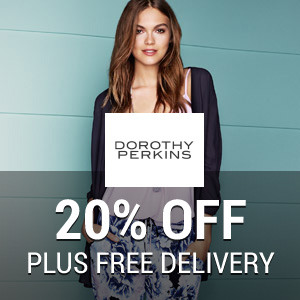 20% off at Dorothy Perkins