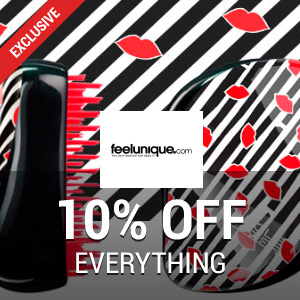 10% off at Feel Unique