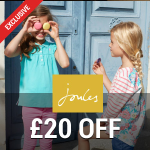 £20 off at Joules