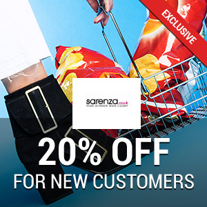 20% off at Sarenza
