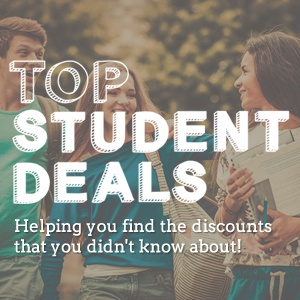 Student Deals at Voucherbox.co.uk