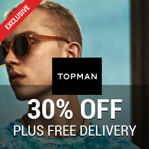 30% off at Topman
