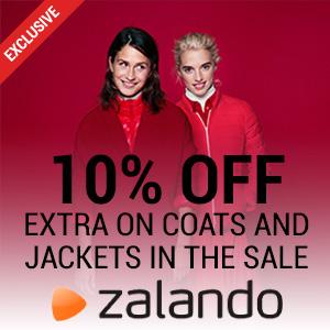 10% off Jackets at Zalando