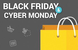 Discover the Best Black Friday & Cyber Monday Deals!