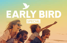 Early Bird Travel Deals
