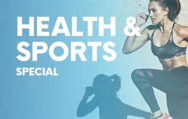 The Best Discounts for Your Health & Sports Activities