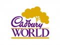 Cadbury World logo