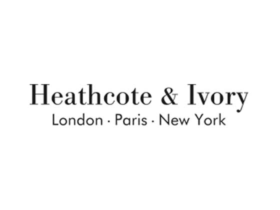 Heathcote and Ivory logo