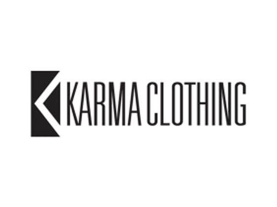 Karma Clothing logo