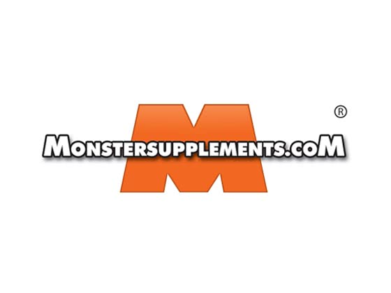 Monster Supplements logo
