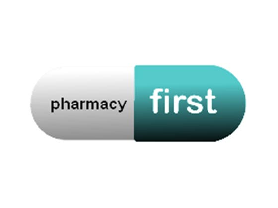 Pharmacy First logo