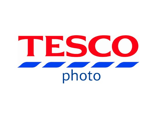 Tesco Photo logo