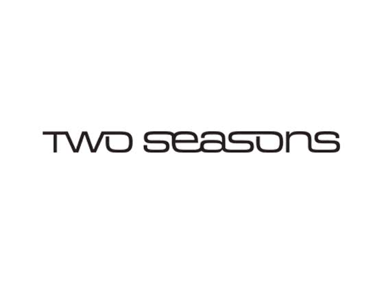 Two Seasons Voucher & Promo Codes December Two Seasons sells clothing for surfing, skating, or snow and has been a leader for 30 years. Their first store was opened in Northampton back in