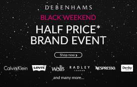 Black Weekend - Half Price Brand Event