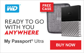 FREE case with Passport Ultra