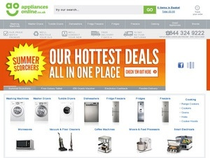 Appliances Online screenshot